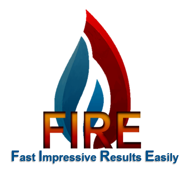 FIRE Logo with Byline