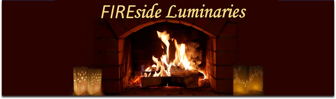 Fireside Luminaries Header